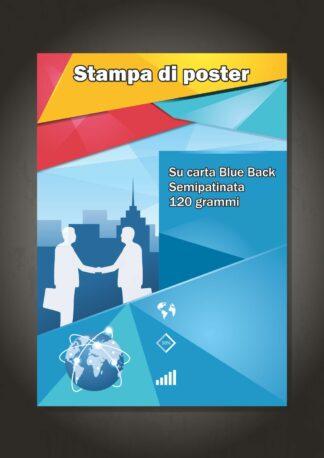 Esempio stampa di poster